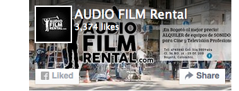 facebookaudiofilmrental