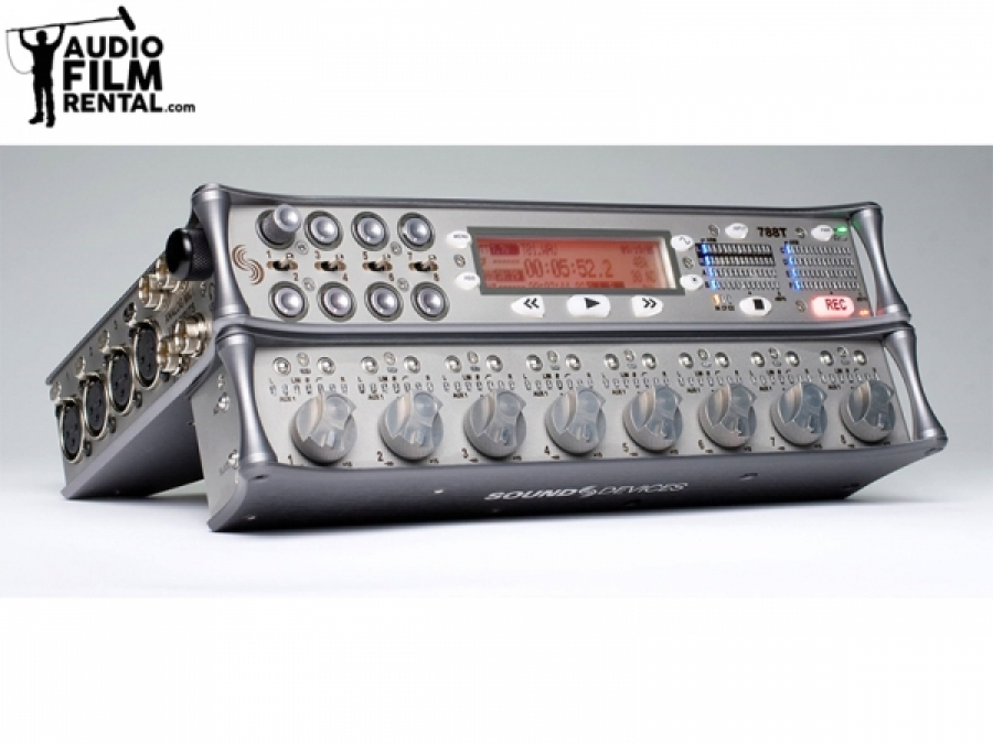 alquiler microfono bogota grabadora sound devices 788t + cl8 solapa inalambrico boom colombia rent wireless